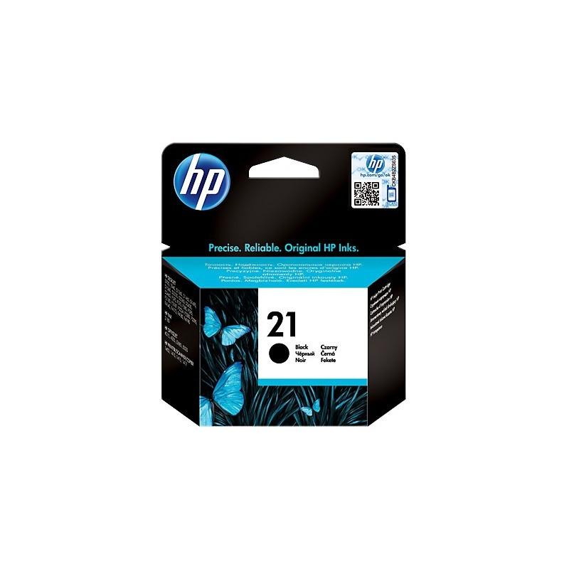 HP C9351AE Black Inkjet Print Cartridge №21