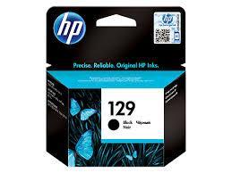 HP C9364HE Black Inkjet Print Cartridge №129