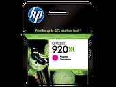 HP CD973AE Magenta Ink Cartridge №920XL