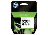 HP CD975AE Black Ink Cartridge №920XL