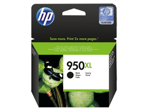 HP CN045AE Black Ink Cartridge №950XL