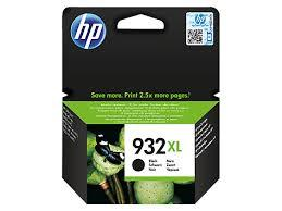 HP CN053AE Black Ink Cartridge №932XL