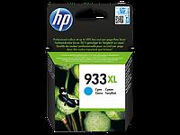 HP CN054AE Cyan Ink Cartridge №933XL;