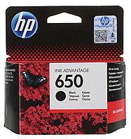 HP CZ101AE Black Ink Cartridge №650
