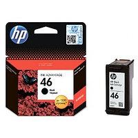 HP CZ637AE Black Ink Advantage Cartridge №46