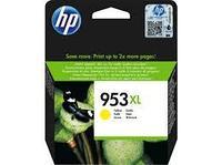 HP F6U18AE 953XL Yellow Original Ink Cartridge