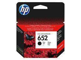HP 652 Black Ink Cartridge
