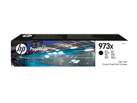 HP L0S07AE 973X Black Original PageWide  Cartridge