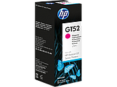 HP M0H55AE GT52 Magenta Original Ink Bottle