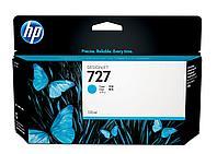 HP B3P19A Cyan Ink Cartridge №727