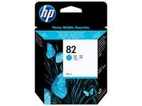 HP C4911A Cyan Ink Cartridge №82