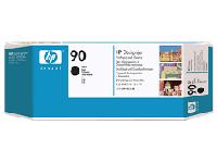HP C5055A Cyan Printhead and Printhead Cleaner №90