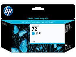 HP C9371A Cyan Ink Cartridge  Vivera №72