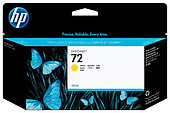HP C9373A Yellow Ink Cartridge Vivera №72