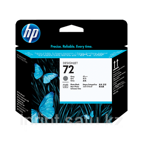 HP C9380A Gray and Photo Black Printhead №72