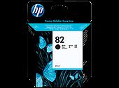 HP CH565A Black Ink Cartridge №82