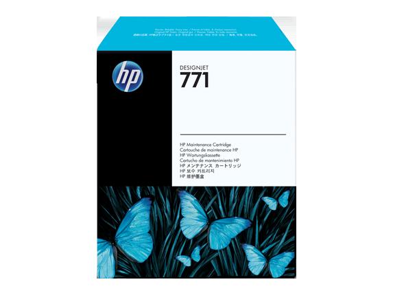 HP CH644A №771 Designjet Maintenance Cartridge