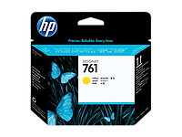 HP CH645A Yellow Inkjet Printhead №761