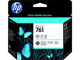 HP CH647A Gray and Dark Gray Inkjet Printhead №761