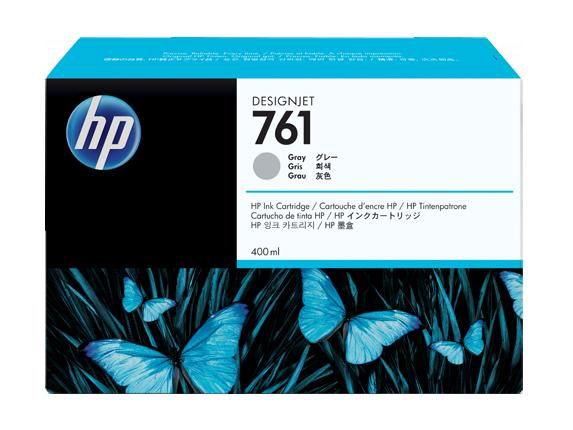 HP CM995A Gray Ink Cartridge №761