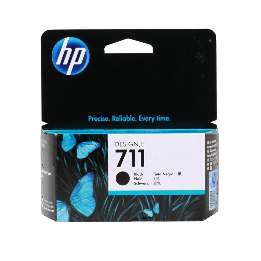 HP CZ129A Black Ink Cartridge №711