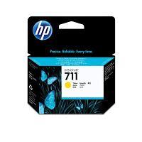 HP CZ132A Yellow Ink Cartridge №711