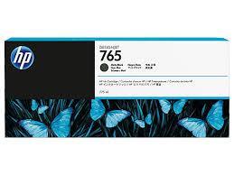 HP F9J55A HP 765 775-ml Matte Black Ink Cartridge