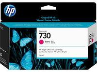 HP P2V63A 730 Magenta Ink Cartridge