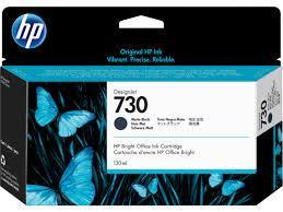 HP P2V65A 730 Matte Black Ink Crtg