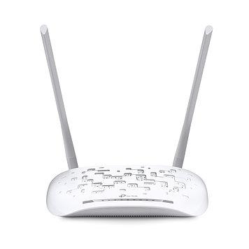 Модем беспроводной ADSL2+ 300M Tp-Link TD-W8961N(RU)