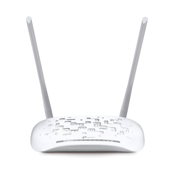 Модем беспроводной ADSL2+ 300M Tp-Link TD-W8968(RU)