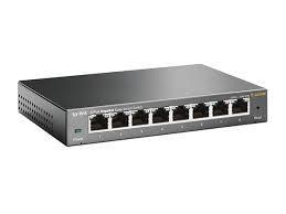 Коммутатор Easy Smart GbE 8-портовый Tp-Link TL-SG108E