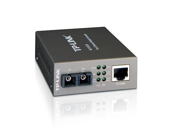 Оптический медиаконвертер Tp-Link MC100CM