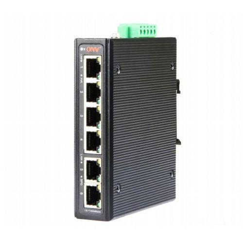 Коммутатор PoE индустриальный 4-портовый ONV IPS31064P