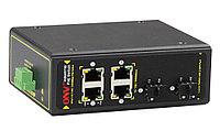 Коммутатор PoE индустриальный GbE 4-портовый ONV IPS33064PF