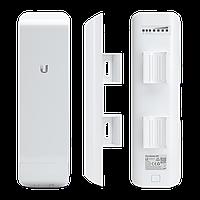 Точка доступа наружная Ubiquiti NanoStation M5 Всепогодная точка доступа  AirMAX, 5 ГГц