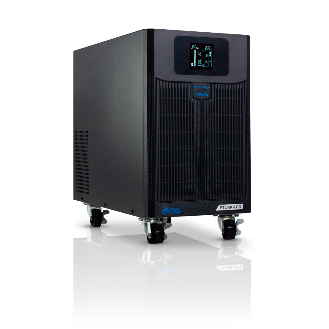 Источник бесперебойного питания SVC PTL-5K-LCD