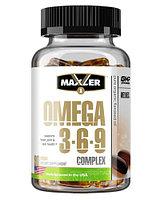 Omega 3,6,9 - 90 caps, Maxler.