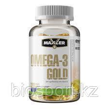 Omega 3 Gold, 120 caps, Maxler.