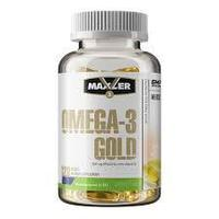 Maxler Omega 3 Gold, 120 caps