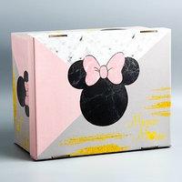 Складная коробка 'Минни', Минни Маус, 30,5 х 24,5 х 16,5