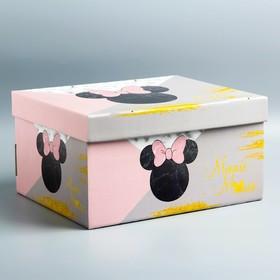 Складная коробка 'Минни', Минни Маус, 30,5 х 24,5 х 16,5 - фото 3