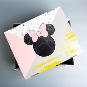 Складная коробка 'Минни', Минни Маус, 30,5 х 24,5 х 16,5 - фото 4