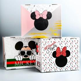 Складная коробка 'Минни', Минни Маус, 30,5 х 24,5 х 16,5 - фото 6