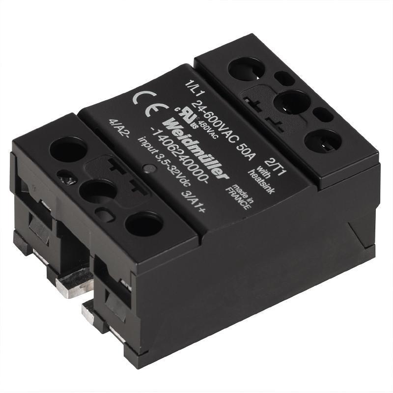 Твердотельные реле PSSR 24VDC/1PH AC50A HP