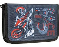 Пенал Seventeen Мотоцикл. Размер: 21х14х4 см.