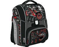 Рюкзак профилактический Seventeen Мотоцикл с эргономической спинкой. Размер: 41x29x17 см.