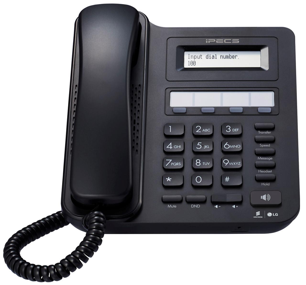 IP телефон LIP-9002