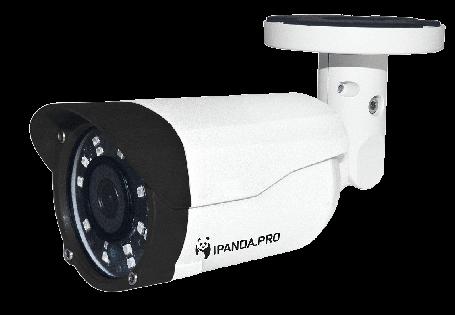Цилиндрическая камера iPanda StreetCAM 1080s 2.8 мм ver.2 (число диодов увеличено с 12 до 18), фото 2