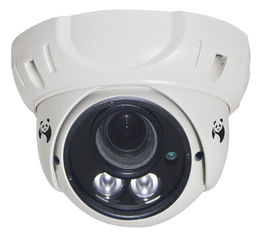 Уличная купольная камера iPanda StreetDOME 1080.vf-Power ver.2